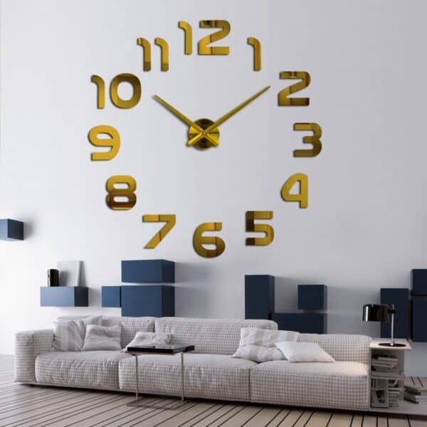 3D zidni sat