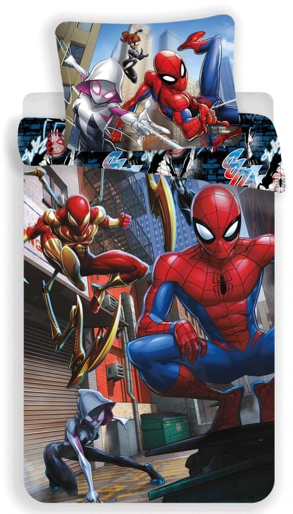 Luma shop Disney posteljina Spiderman