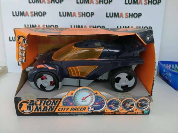 luma shop action man city racer igračka