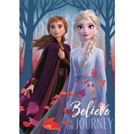 Disney Frozen dekica 100x140cm Luma shop