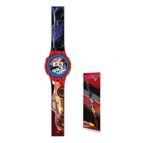 Luma shop Disney Cars ručni digitalni sat