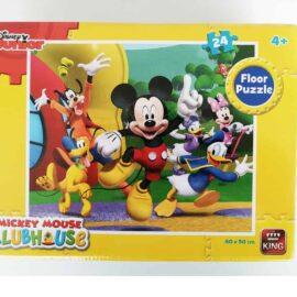 Disney Mickey Mouse podne puzzle memo
