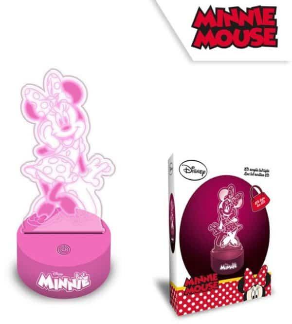 Luma shop Minnie LED noćna lampa