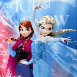 Frozen Disney dekica 100X150cm