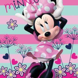 Minnie Mouse Disney dekica 100X140cm
