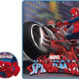 Spiderman Disney dekica 120X140cm