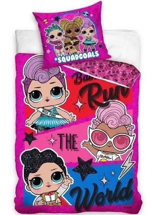 Luma shop Disney posteljina LOL surprise