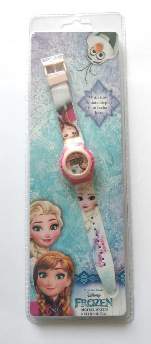 Luma shop Disney Frozen ručni digitalni sat