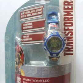 Ručni sat digitalni Transformer 3u1