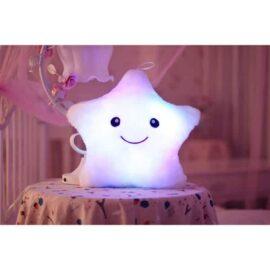 LED jastuk zvijezda – bijeli