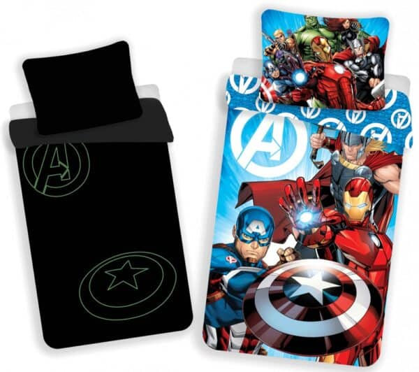 Luma shop Disney posteljina Avengers