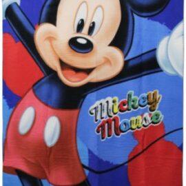 Mickey Mouse 2 Disney dekica 100X150cm