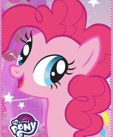 My Little Pony Disney dekica 100X150cm