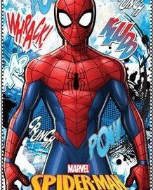 Spiderman Disney dekica 100X150cm