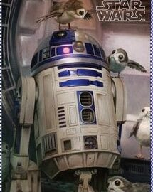 Star wars Disney dekica 100X150cm