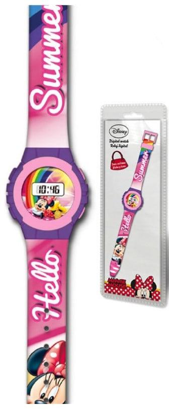 Luma shop Disney Minnie ručni digitalni sat