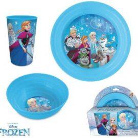 Disney Frozen set za jelo 3/1