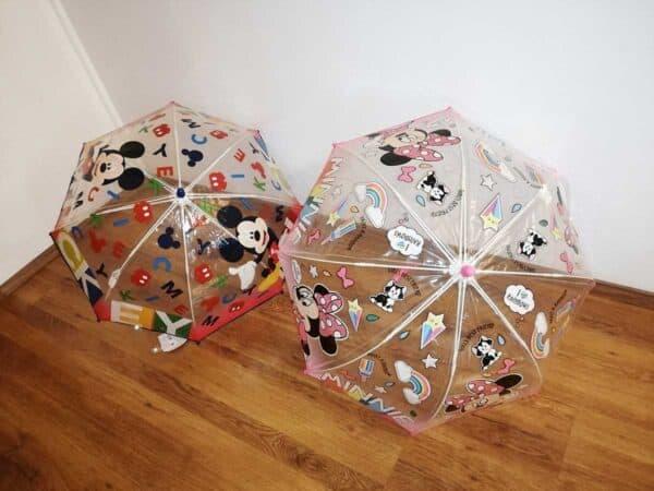 Luma shop kišobran Disney Minnie Mickey Mouse
