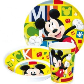 Disney Mickey Mouse set za jelo 3/1