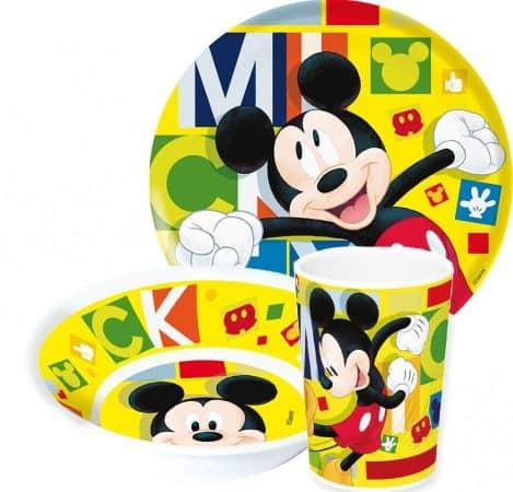 Luma shop Mickey set za jelo 3/1