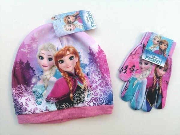 Luma shop Disney Frozen kapa i rukavice set