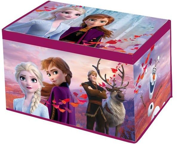 Lumashop frozen spremnik za igračke55×37×33cm