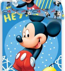 "Mickey Mouse posteljina 140X200cm ""Hey"""