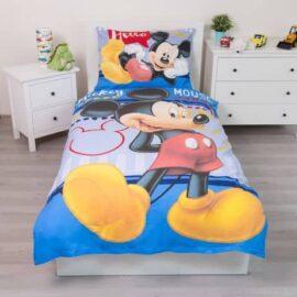 Mickey Mouse posteljina 140X200cm