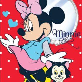 Minnie Mouse Disney dekica 200X150cm