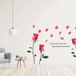 Ruže naljepnica