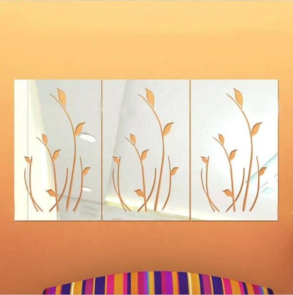 Luma shop cvijet ogledalo