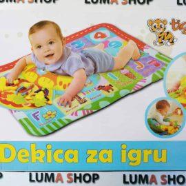 Baby prostirka za igru