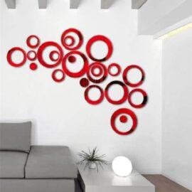 Krugovi 2 – efekt ogledala crveni