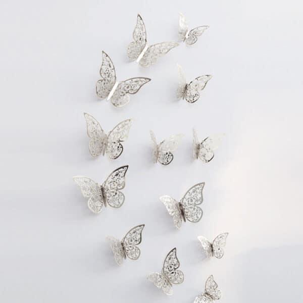 leptiri srebrni Luma shop