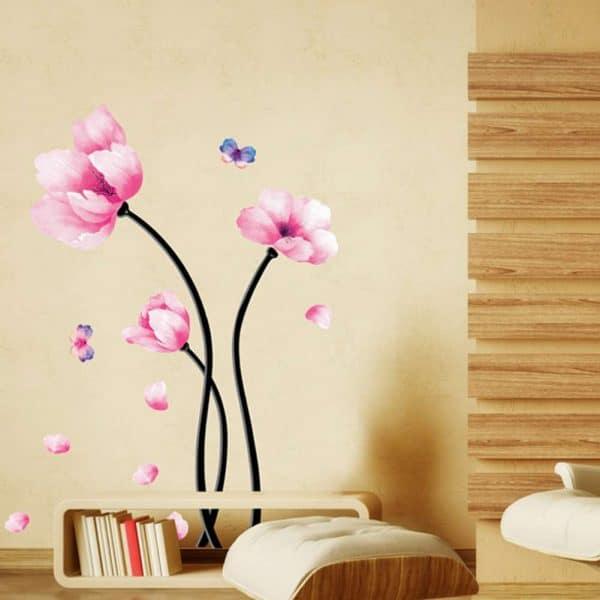 luma shop naljepnica lotus cvijet
