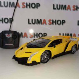 Auto na daljinski R/C 1:16 žuti
