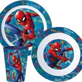 Disney Spiderman set za jelo 3/1