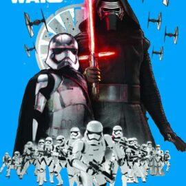 Star wars Disney dekica 200X150cm