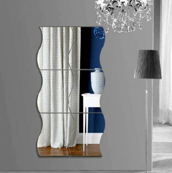 luma shop naljepnica 3d akril ogledalo