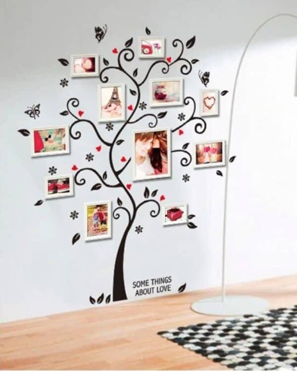 Obiteljsko stablo 1 naljepnica Luma shop