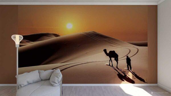 Fototapeta Luma shop Desert