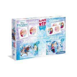 Puzzle Frozen set 4u1