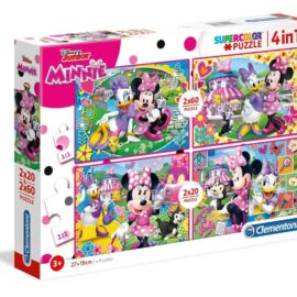 Puzzle Minnie 2×60+2×20