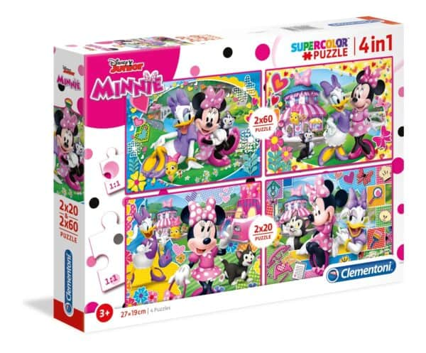 Luma shop puzzle Minnie