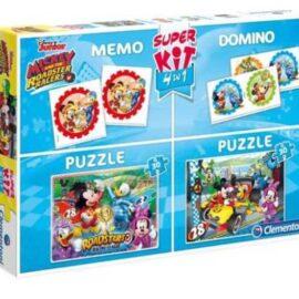 Puzzle Mickey Mouse set 4u1