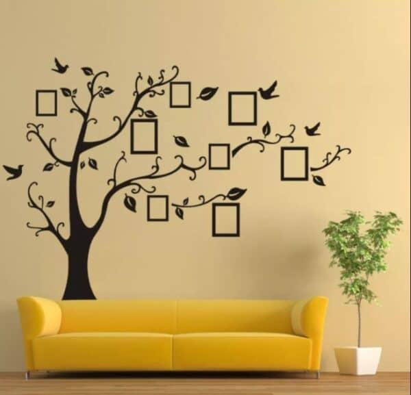 Obiteljsko stablo 2 naljepnica Luma shop