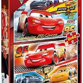 Puzzle Cars 2×60