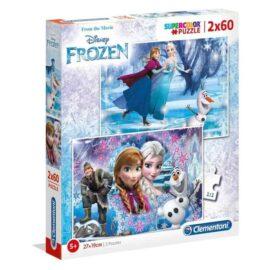Puzzle Frozen 2×60