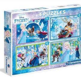 Puzzle Frozen 2×60+2×20