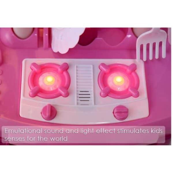 Dječja kuhinja set sa svjetlom i zvukom